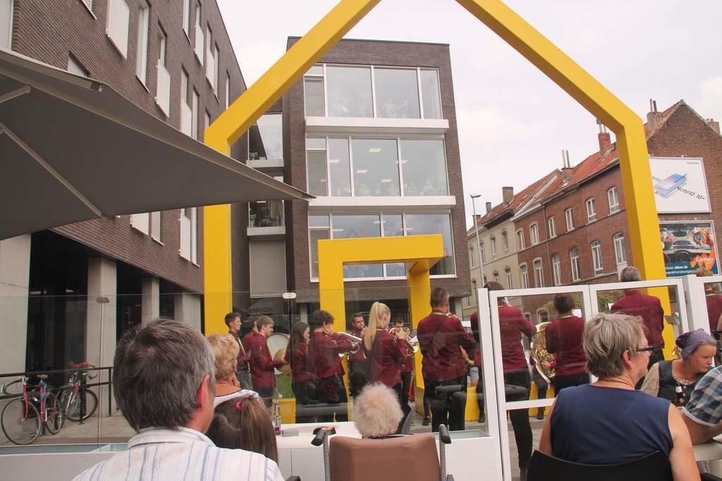 46st meyboom Leuven